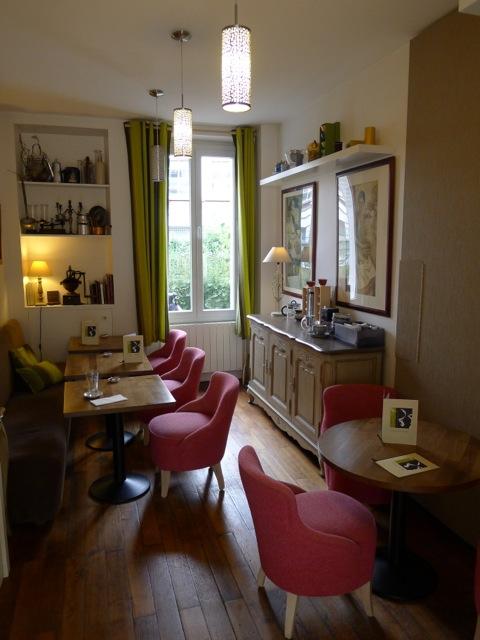 Teath tcha le comptoir de l artisan de saveurs paris - Le comptoir du petit marguery paris 13 ...