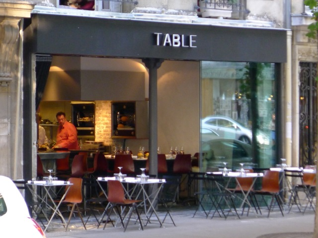table paris 12 me la passion du go t